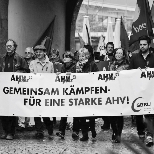 Solidarität statt Fremdenhass